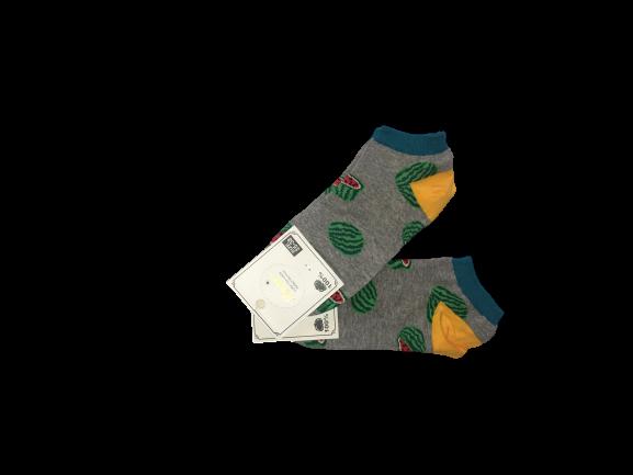 Skarpetki stopki damskie w Arbuzy