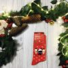 Śmieszne skarpetki świąteczne męskie