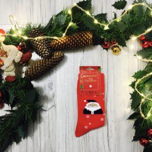 Skarpetki męskie świąteczne