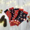 Skarpetki damskie na Święta