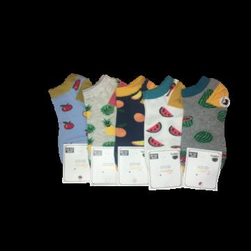 Kolorowe stopki damskie